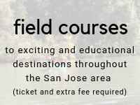 Field Courses for San Jose